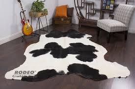 black and white cowhide rug carpet throughout decor architecture black and white cowhide
