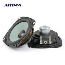 2018 aiyima 3inch audio portable speakers 4ohm 3w neodymium magnetic speaker diy desktop 2 0 full range speaker from jamees 38 52 dhgate com