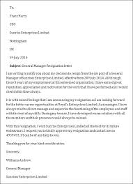 Management Resignation Letter How To Write A Resignation Letter Your Boss 2 Naples My Love