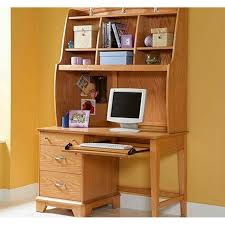 kids computer desk wood
