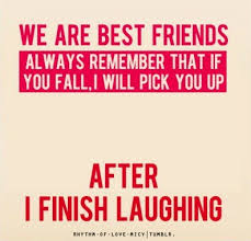 Funny Friendship Quotes Custom The 48 Best Funny Friendship Quotes Of All Time