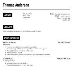 Create Perfect Resume How To Create A Resume 8 Create Resume Free How To Make