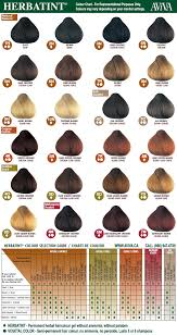 Naturcolor Hair Color Chart Satin Hair Color Chart Uphairstyle