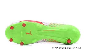 Puma Evospeed 17 Sl S Tpu White Red Green New Release Price