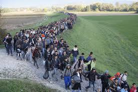 Resultado de imagen de invasión de europa