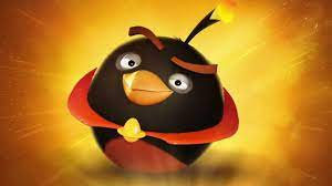 Angry Birds Space - Bomb Bird Gameplay - YouTube