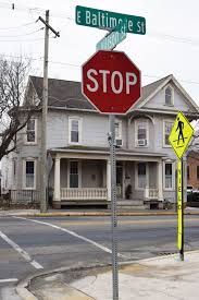 New Light Inc Greencastle Pa After Three Years Greencastle Pedestrian Improvements On