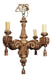 full size of lighting exquisite small wood chandelier 20 18th century italian gilt 0288 small white