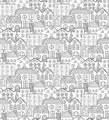 Small Picture Old City Coloring Page City Printing and Adult coloring