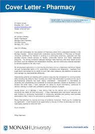 Pharmacy Technician Cover Letter Resume Builder