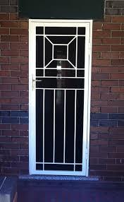 Kings Security Doors Steel Window Grilles 27 Door Frame 28 Inch ...