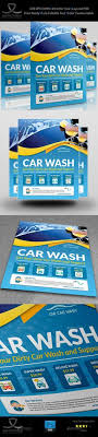 Car Wash Flyer Template | Pinterest | Car Wash, Flyer Template And ...