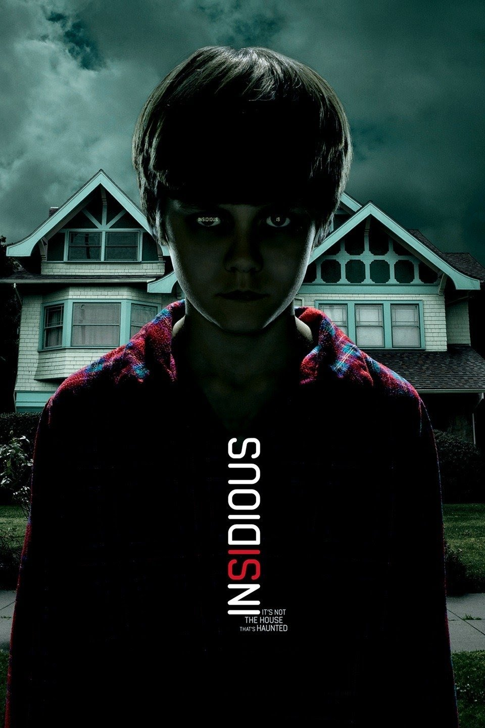 Download Insidious (2010) Dual Audio {Hindi-English} 480p [300MB] | 720p [800MB]