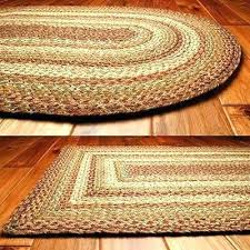 sheen large braided rugs primitive area jute extra