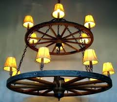 how to make a wagon wheel chandelier wagon wheel chandelier 8 6 r wagon wheel chandelier