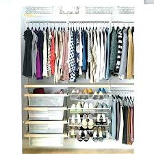 hanging shoe rack for closet door organizers target shelves with drawers double container bathrooms gorgeous