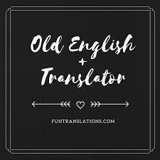 English to latin conversions