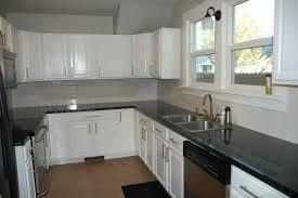 steel gray granite with white cabinets white steel gray granite countertops