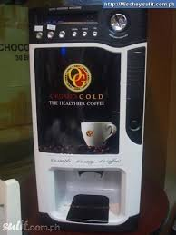 Vending Coffee Machine Philippines Custom This Is Way Cool Organo Gold Healthier Coffee Vending Machine