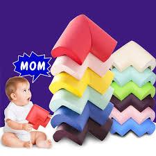 5/10Pcs <b>Child Baby</b> Safety <b>Corner</b> Furniture Protector Strip <b>Soft</b> ...