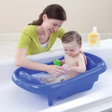 the first years infant to toddler tub blue 3155