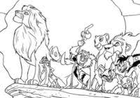 Disegni Di Personaggi Disney Da Stampare Gratis E Da Colorare