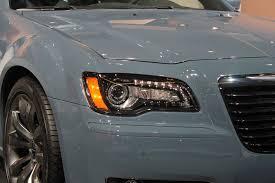 2014 Chrysler 300 Lights 2013 La Auto Show Live 2014 Chrysler 300s