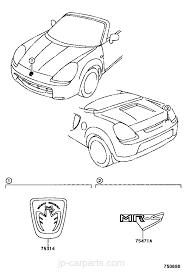 Unique toyota car parts names illustration electrical diagram