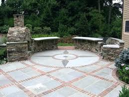 average cost of patio pavers cost of patio implausible average per square foot com interior design