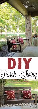 Diy Porch Swing Best 25 Porch Swings Ideas On Pinterest Porch Swing Front