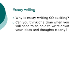 how to write an essay level ppt video online  2 essay