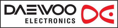 Electrodomésticos de alta tecnología: Daewoo electronics vector logo
