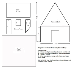 Search Results For Gingerbread House Printable Gingerbread House