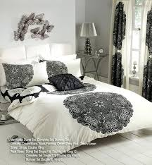 black and cream king size duvet covers black and cream toile daybed bedding black and cream