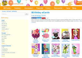 Postcards For Birthday Favorite Birthday E Cards And Sites For 2019