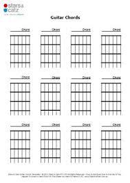 Blank Chord Chart Barca Fontanacountryinn Com