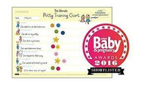 Potty Training Sticker Chart From 2yrs Ultimate Potty Train