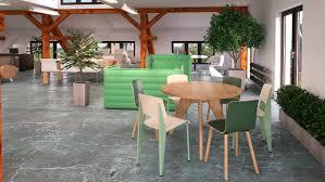showroom office. Interior Visualizations - Office Furniture Showroom
