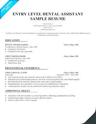 Resume With No Work Experience Simple Writing A Resume With No Work Experience Examples Plus Entry Level