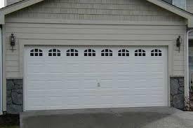 cascade garage doorWindow  Color Options
