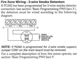 4 wire smoke alarm wiring diagram connecting 2 wire smoke Smoke Detector Wiring Diagram 4 wire smoke alarm wiring diagram example dsc security system burglar alarm smoke detectors wiring diagram