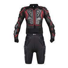 <b>WOSAWE Motorcycle</b> Body Armored <b>Jacket</b> & Pants Downhill ...