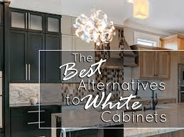 Best Alternatives To White Cabinets Prodigy Homes Inc