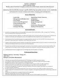 Download Maintenance Manager Resume Haadyaooverbayresort Com