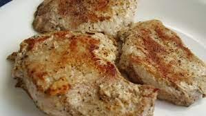 fast fry pork chops recipe food com