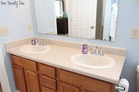 master bathroom vanity 1