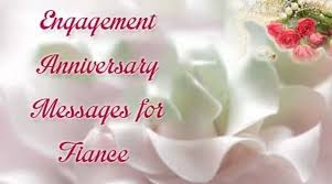 Fiance Love Quotes Simple Engagement Anniversary Messages For Fiance