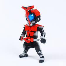 LEGO kamen rider kabuto... - Rider 913 gallery