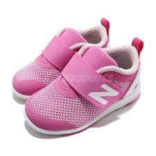 New Balance Childrens Size Chart Details About New Balance Io223mgt W Wide Pink White Td Toddler Infant Baby Shoes Io223mgtw