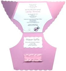 baby diaper template baby diaper invitations baby shower diaper party invitation wording